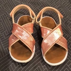 Toddler Girls Toms Sandals